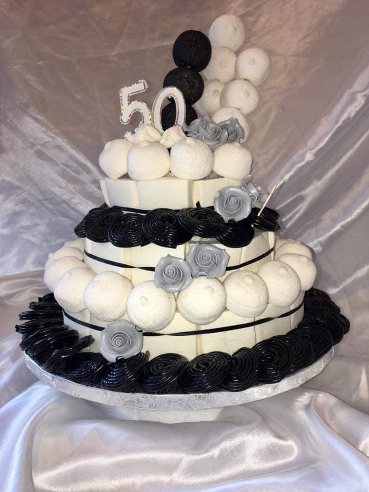 decorazioni per torte eventi e feste Albero delle Caramelle Torino Parella