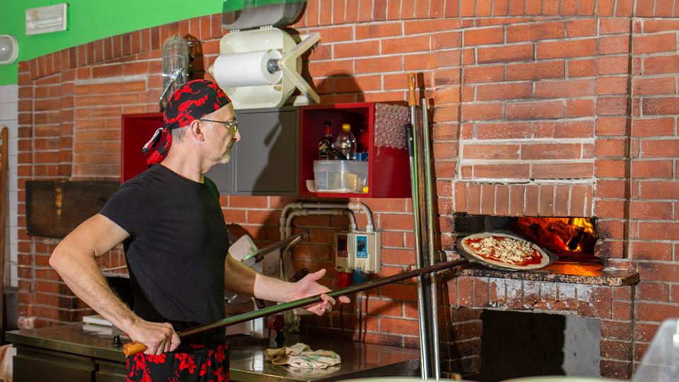 Alla Tappa Ristorante Trattoria Pizzeria specialità a Muggia