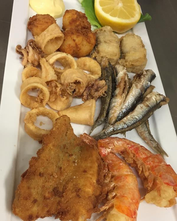 secondi piatti carne o pesce trattoria ristorante Alla Tappa Muggia