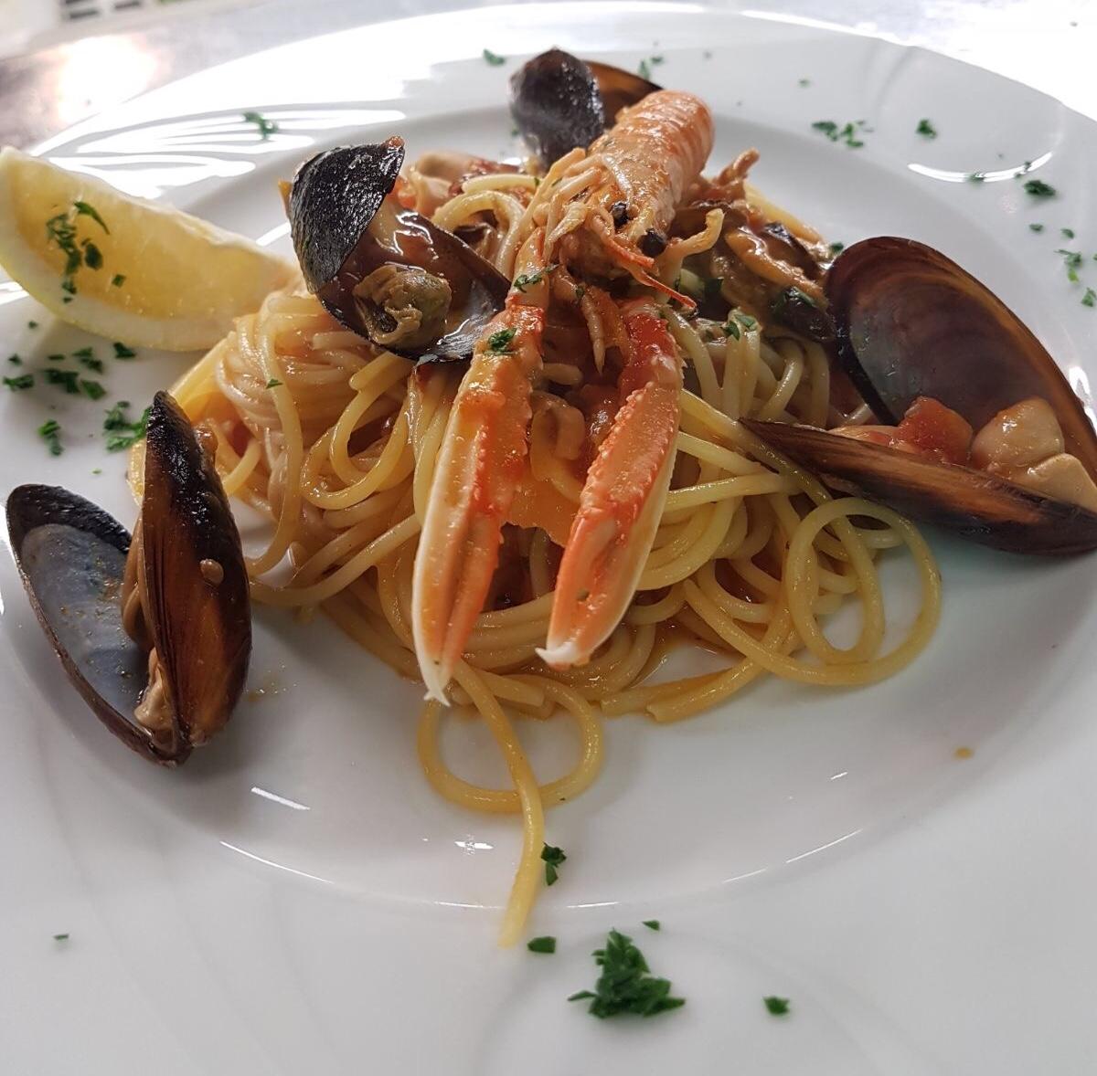 menu ristorante trattoria Muggia Alla Tappa