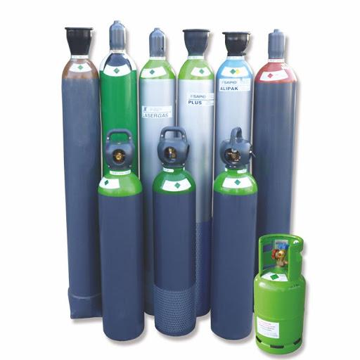 bombole gas tecnici industriali