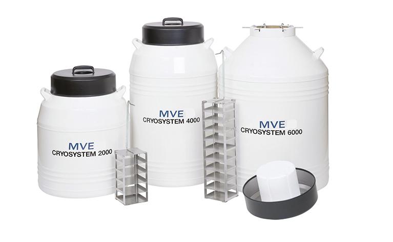 Azoto Liquido contenitori criogenici