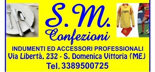 SM Confezioni Messina