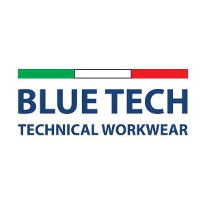 abbigliamento tecnico da lavoro blue tech