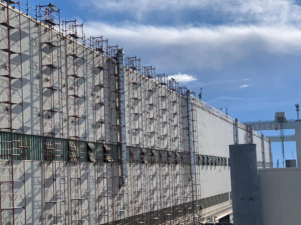 Ponteggi edili ed industriali a Gorizia