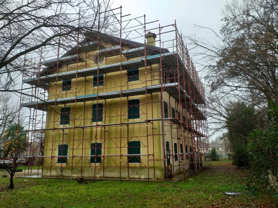 SCA Montaggi: lavorazioni edili e industriali
