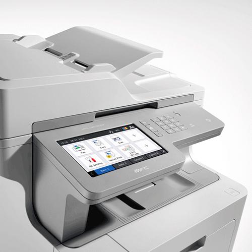 Vendita stampanti con display touch a bologna