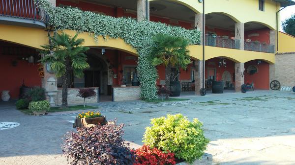 agriturismo con ristorante Lurano Bergamo