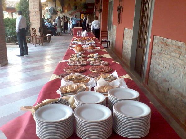 ristorante per eventi e cerimonie Lurano Bergamo