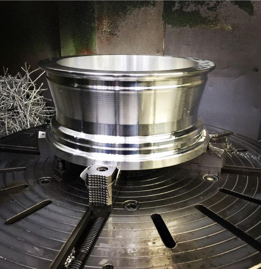 Diamantatura cerchi Martina Group Susa Torino