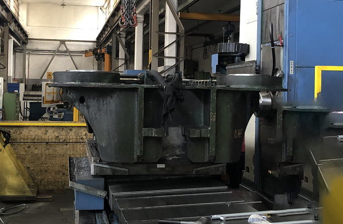 Lavorazioni meccaniche Martina Group Susa Torino