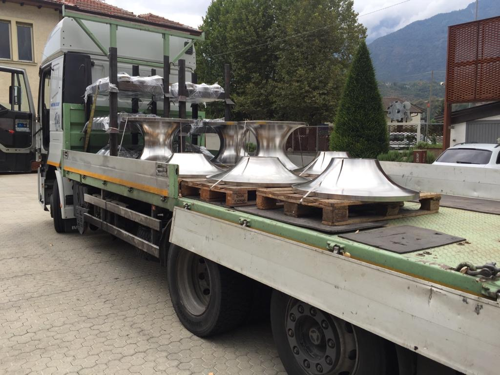 Meccanica rulli Martina Group Susa Torino