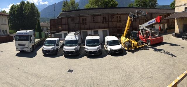 Trasporti Martina Group Susa Torino
