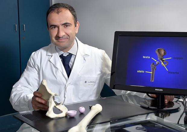Medico ortopedico Grilli Fabrizio Genova