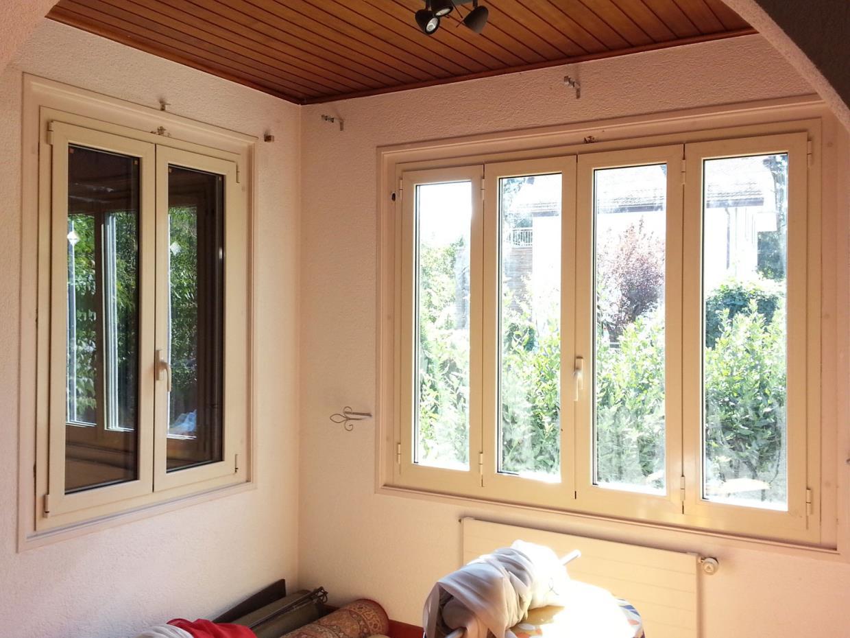 Finestre legno alluminio R. Generation