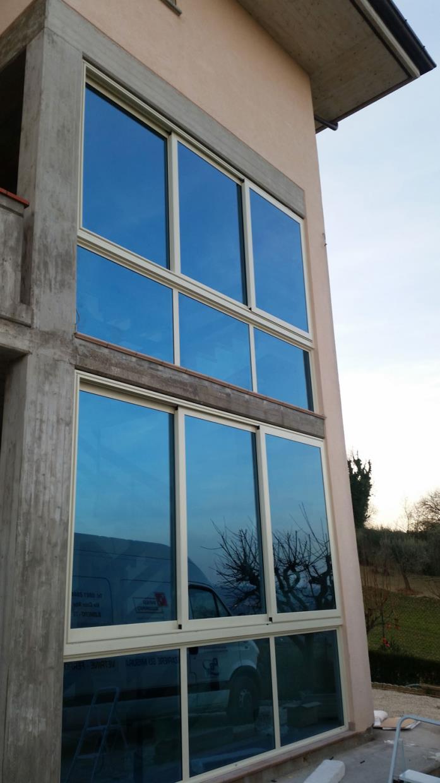 Porte e finestre scorrevoli R. Generation