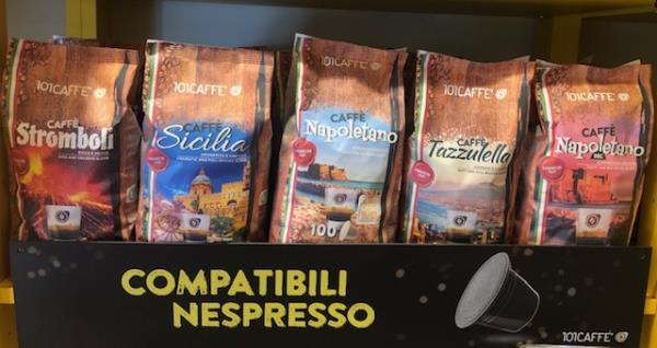 Compatibili Nespresso 101 Caffè