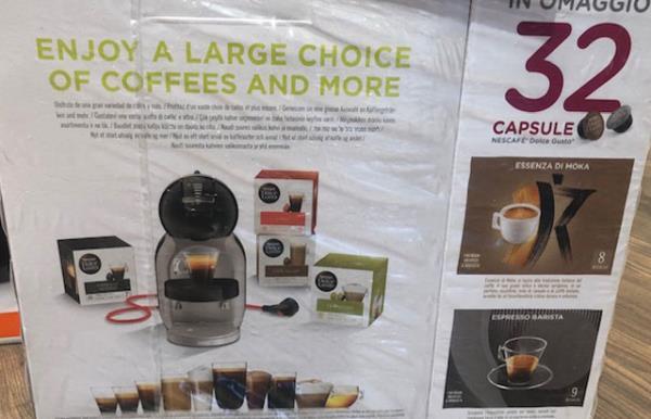 Confezione 32 capsule 101 Caffè