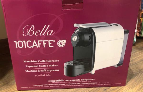 Macchina da caffè Bella 101 Caffè