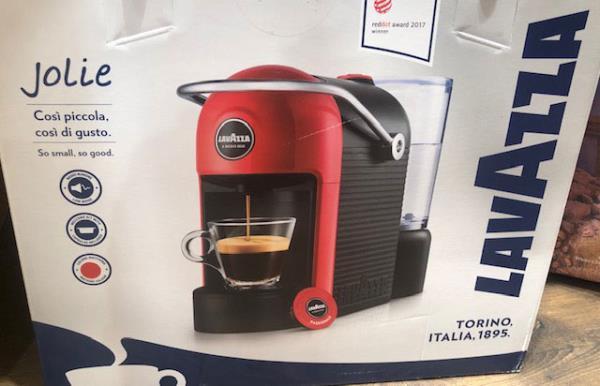 Macchina da caffè Jolie Lavazza 101 Caffè