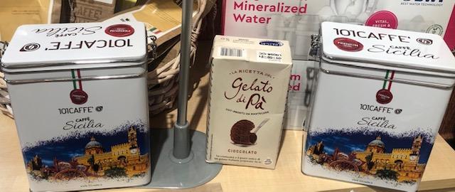 Vendita caffè Sicilia macinato, in grani e in cialde e capsule 101 Caffè