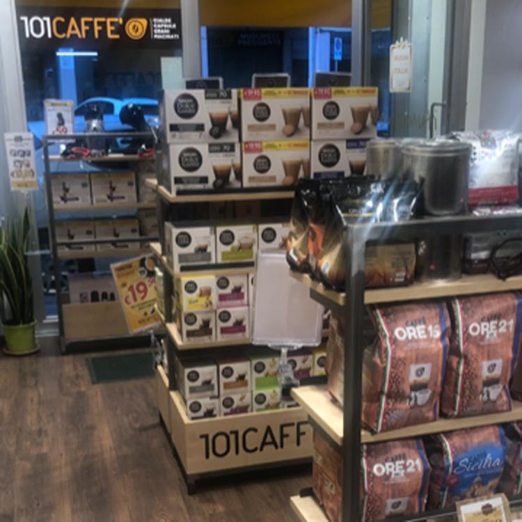 Vendita caffè in cialde 101 Caffè