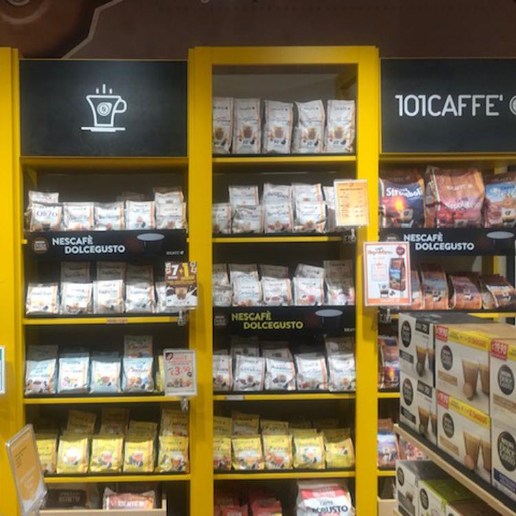 Cialde e capsule caffè Nescafè 101 Caffè