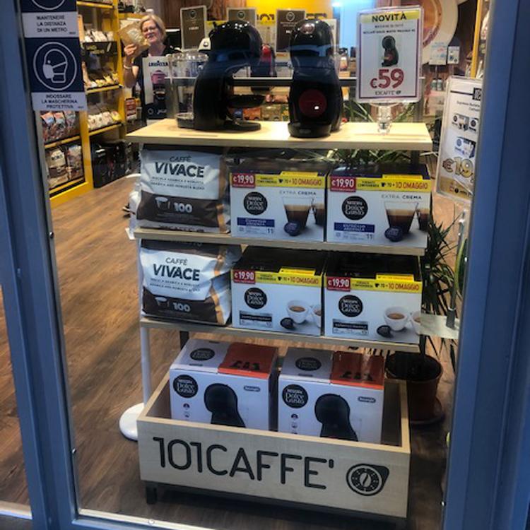 Caffè in capsule e cialde 101 Caffè