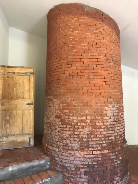 Restauro e recupero struttura in laterizio Scricciolo