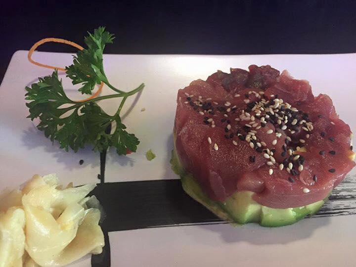 Tartare di tonno Chan Sushi Bar