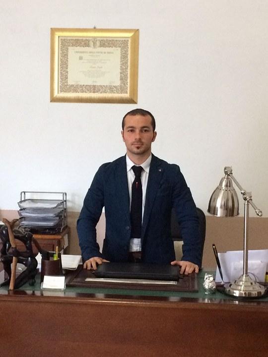 Avvocato Fiacchi titolare Studio Legale Alessio Fiacchi