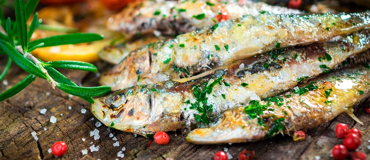 mangiare pesce fresco a Lucca