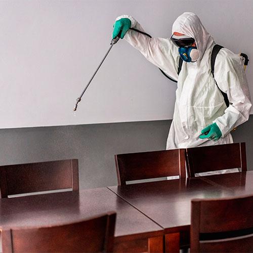 Sanificazione uffici a roma
