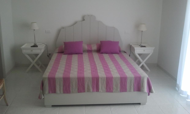 camera da letto i legno massello