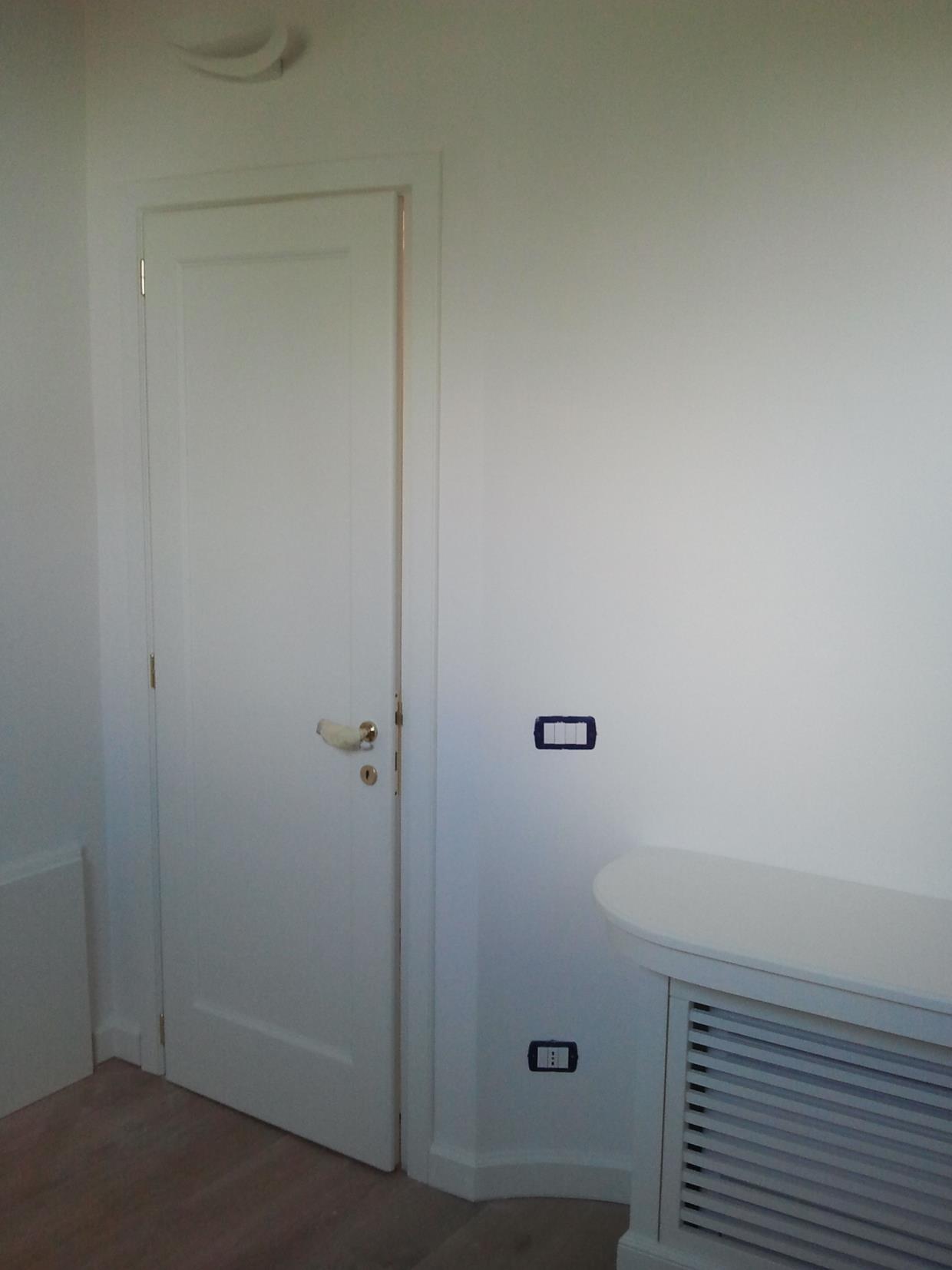 Porta bianca