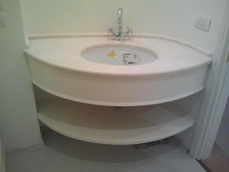 Mobile lavabo bagno