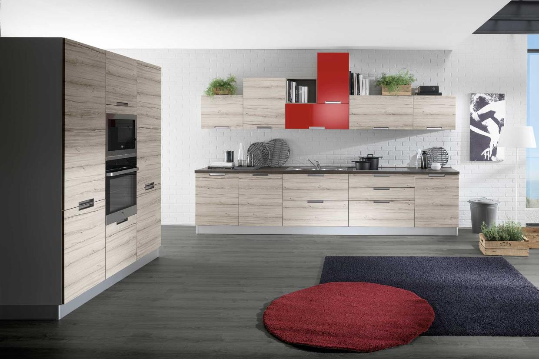 cucina moderna smile rov corda rossa