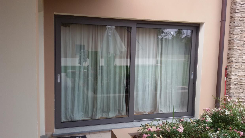 finestre   alluminio/legno