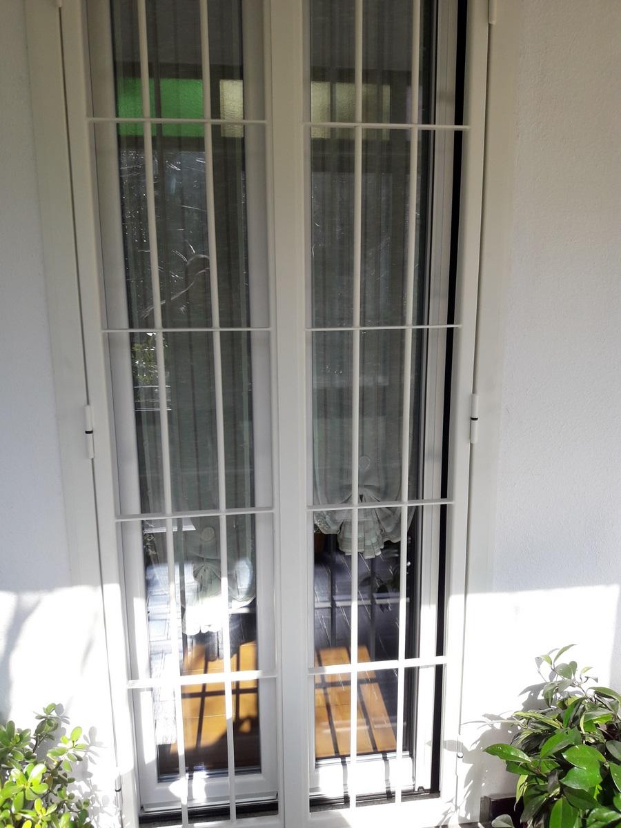 grate finestra