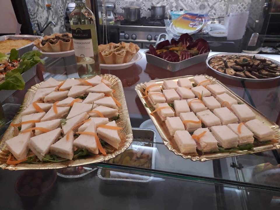servizio catering per feste a Lecce