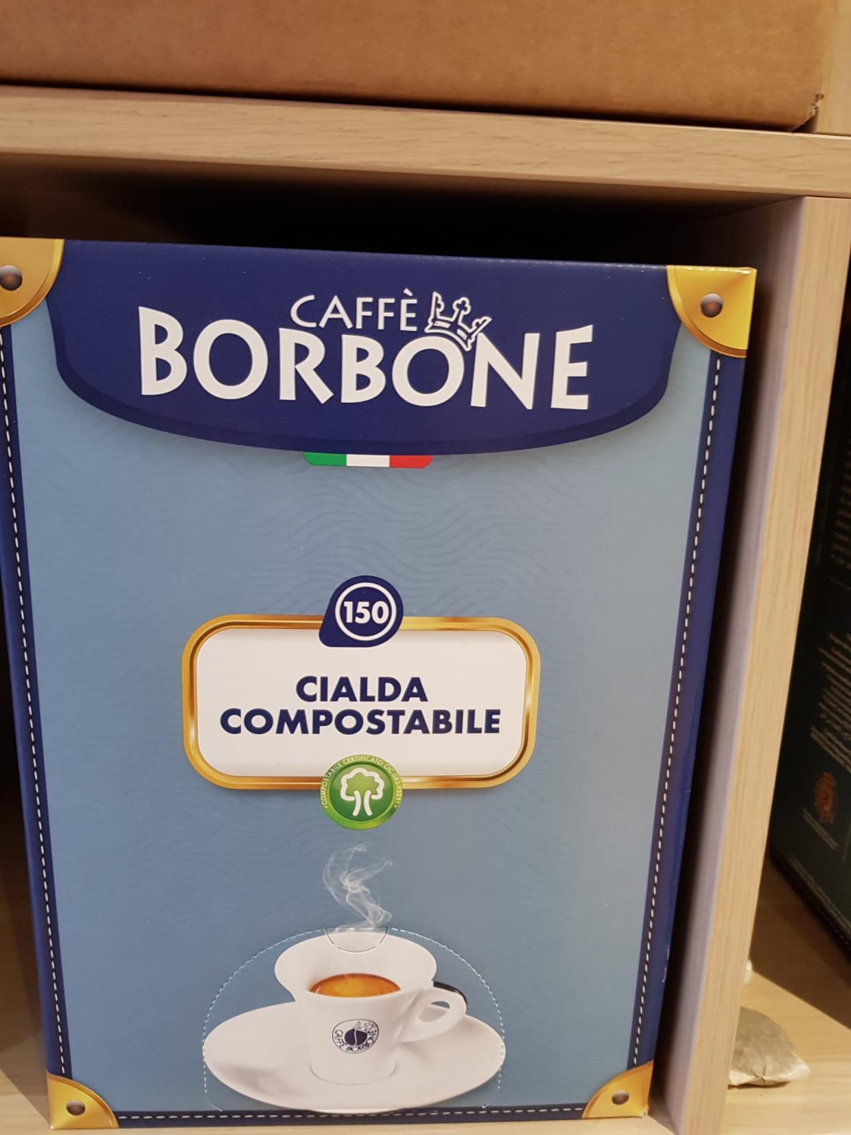 vendita caffè borbone
