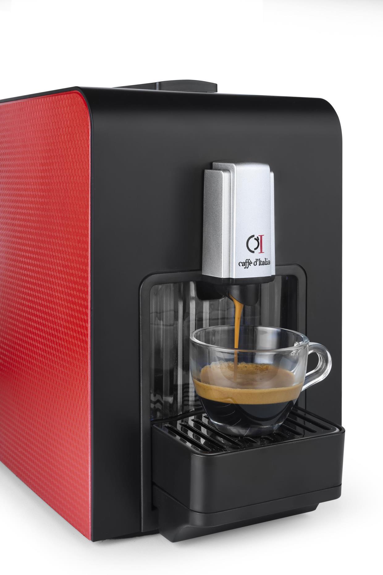 macchina da caffè  chiikko con tazza