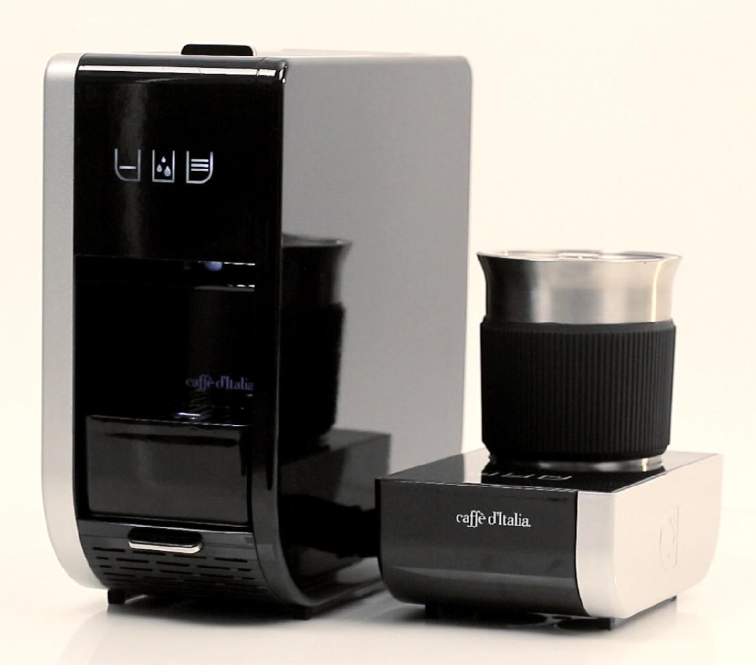 macchina da caffè MAGICA & MAGO NERO