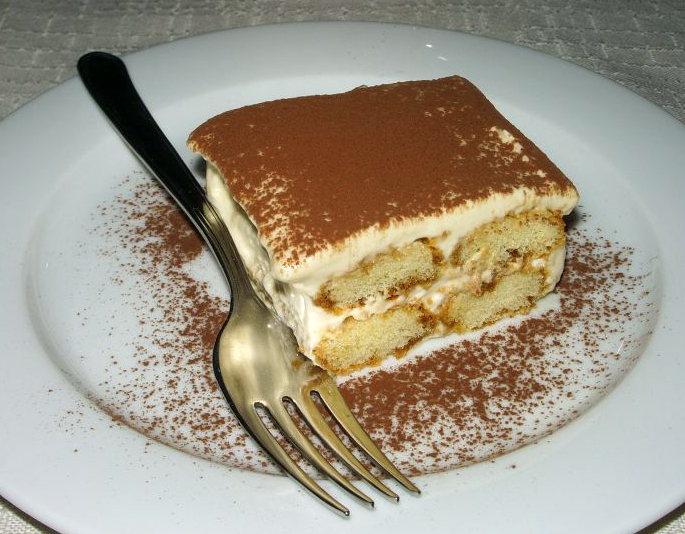 ristorante dessert