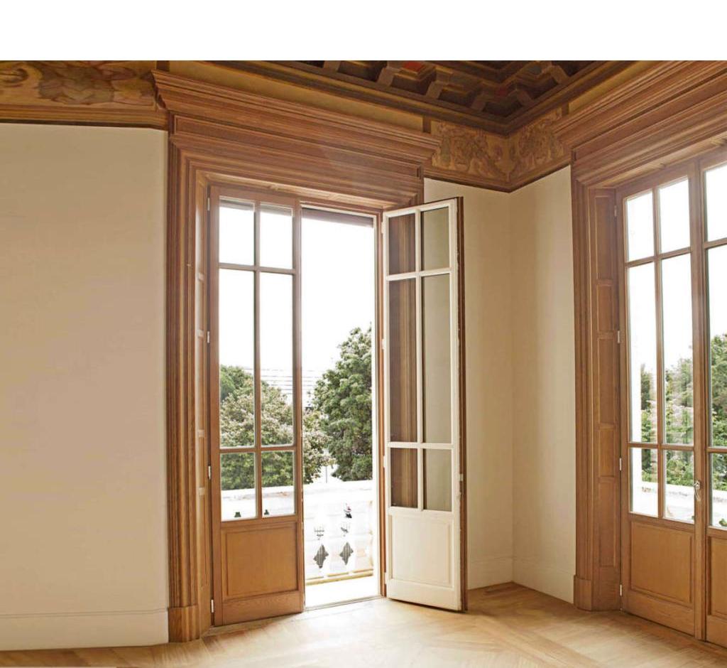 infissi in legno il falegname di casciello