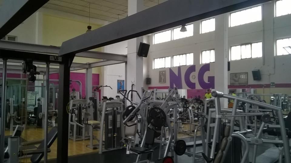 Nuovo centro ginnico Parma