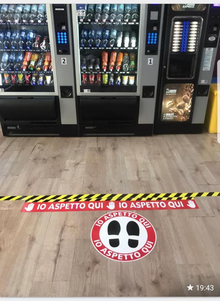 Palestra Nuovo Centro Ginnico