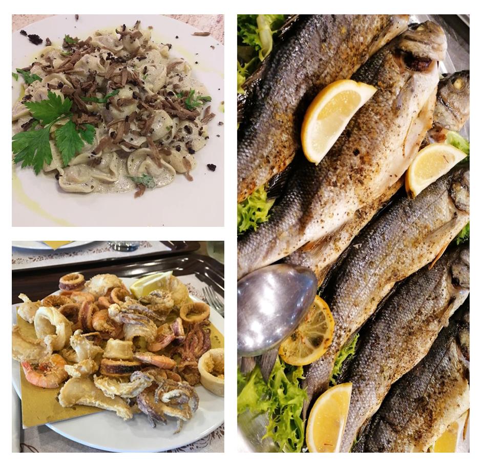 ristorante menù pesce terni