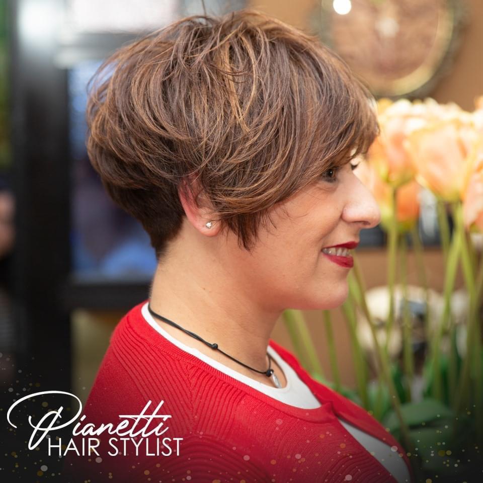 Taglio e colore Pianetti Hair Stylist Altamura