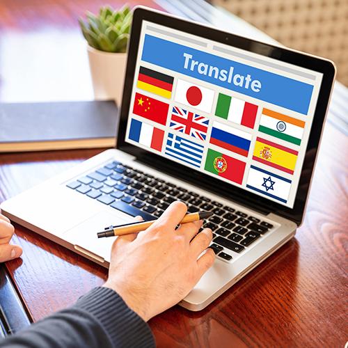 Servizi di traduzione multilingua ad anagnina